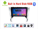 Carro Android DVD GPS do sistema para Toyota Camry tela de toque de 10.1 polegadas com Bluetooth/TV/MP4