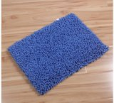 Chenille Circle Microfiber Floor PVC Backing Floor Mat Doormat
