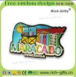 주문을 받아서 만들어진 선전용 선물 연약한 고무 냉장고 자석 기념품 Maracaibo (RC-VE)