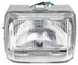 기관자전차는 Wy125를 위한 기관자전차 램프를 분해한다