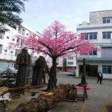 높은 모조 최신 판매 정원 복숭아 나무