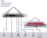 Ontario del dispositivo 4ge+2pots+WiFi Gpon ONU del cliente de FTTH