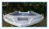 pequeña nave de aluminio del 14FT para el barco del bote de la pesca con Ce