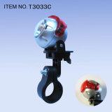 Luz desmontable de la bicicleta del LED (T3033C)