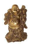 Estatua religiosa de bronce de Buddha de la escultura (HY023)