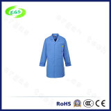 Manteau de toilette antistatique ESD Clean Room Overcoat Smock Lab Coat Workwear Suit