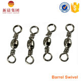 Nickle Black Color Strong Stregth Barrel Swivel