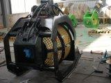 360度掘削機のための回転スクリーンのバケツ