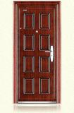 Porte en acier de sécurité (BT-142)
