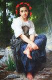Картина маслом шедевра - Bouguereau