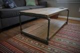 Hzct009 mesa de centro, tabela industrial, tabela rústica