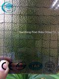 BronzeNashiji verdrahtetes gekopiertes Glas mit Cer, ISO (3-8mm)