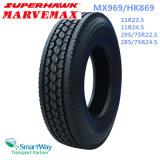 Pneu de camion de Superhawk/Marvemax Mx959 (295/80r22.5, 11r22.5, Lt235/85r16)