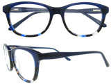 Het In het groot Frame van de Frames van Eyewear van de Acetaat van het Ontwerp van Italië van de manier