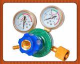 Regulador de presión de gas del acetileno del hidrógeno del nitrógeno del oxígeno