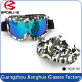 Kleur van Camo van de Beschermende brillen van het Masker van het Gezicht van de Veiligheidsbrillen van de veiligheid de Openlucht Tactische Volledige