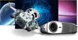 Plein converti 2D d'obturateur de HD Pico 3D 3D au mini projecteur du DLP LED