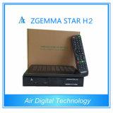 Ontvanger van Linux Enigma2 van de Ster van Zgemma H2 de Digitale Combo HD dvb-S2 dvb-T2/C