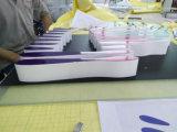 상점가 회사 상표 실크스크린 디지털 UV 인쇄 다채로운 아크릴 전시 게시판