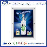 QUENTE: Super Slim Single Side Crystal LED Light Box