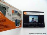 Neue Ankunfts-videogruß-Karte - Video im Druck