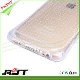 4.7 случая Bumper мягкое TPU крышки раковины крышки случая дюйма аргументы за iPhone6 тонкого противоударного Air-Cushion