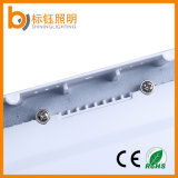 China Factory Surface Mount 12W Square Ultra Slim LED Panel 1080lm