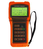 Medidor de fluxo portátil, Handheld, fixado na parede ultra-sônico do medidor de fluxo
