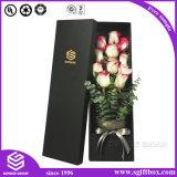 Коробка изготовленный на заказ роскошного цветка венчания упаковывая