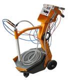絵画車輪のためのボックス供給の粉のコーティング銃システム