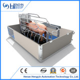 Caisse de cochonnée populaire utilisée de matériel de porc de ferme avicole