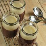 Ciao vaso di vetro del yogurt del gattino 100ml mini
