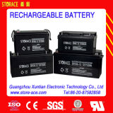 Gel Batteries con 12V Voltage, Maintenance Free Accumulator