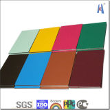 Using interno 3mm Aluminium Composite Panel