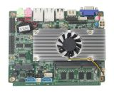 3.5inch Fanless Computer Parts Mainboard mit 4GB Memory
