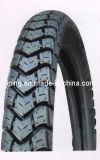 PONTO e ISO9001: 2008 aprovou o pneu longo da motocicleta da vida ativa (3.00-18)