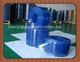 Feuille transparente de PVC, rideaux en porte de Insecte-Résistance de PVC