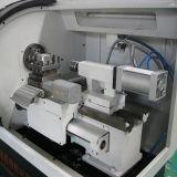 Tour Ck6132 de banc de commande numérique par ordinateur de mini tour en métal de précision petit