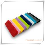 Regalo de la promoción para el Wristband rayado del algodón (TD-S)