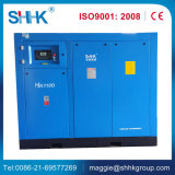 Double compresseur d'air rotatoire de vis (HK110DW)