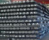 Rebar de acero laminado en caliente del GB (6mm-40m m)