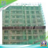 Plastikaufbau-Baugerüst-Netze für das Schützen