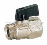 Miniphasen-Schritt-Fahrer des 2-Brass kugelventil-(HJQM05) (DSP Reihen)