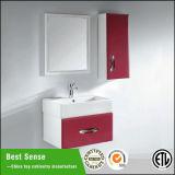 Vaidade de banheiro de PVC com estilo moderno