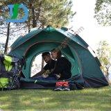 熱い販売によってはばね様式の二重層グループのキャンプテントが現れる