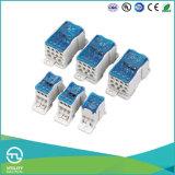 Conexión de gran intensidad de los bloques de terminales del cable de Utl 400A