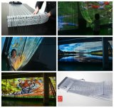 Tenda di visione della striscia LED di Huasun