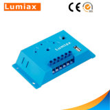 12V 10A het ZonneControlemechanisme van de Last met 2PCS USB