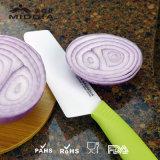 Articolo da cucina della lama della mannaia da 6 pollici per la lama del cuoco unico di ceramica