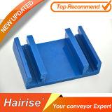 Fabricante da certificação do ISO FDA do trilho de guia plástico do transporte